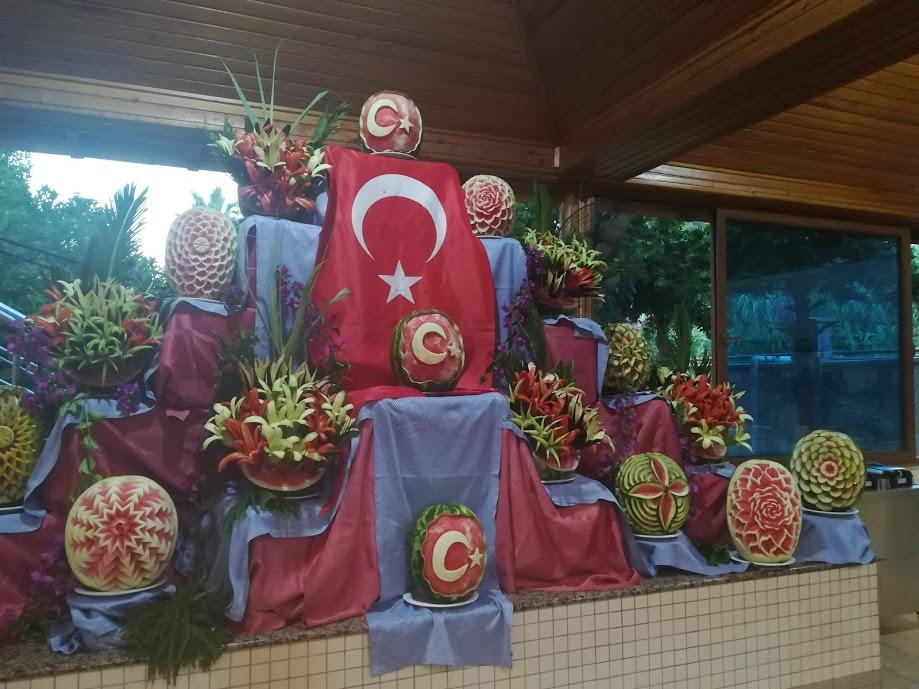 vacanța în turcia