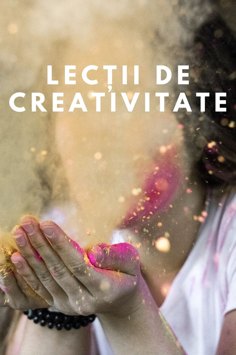 The Talks: Lecții de creativitate