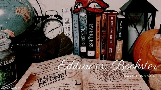 edituri vs. Bookster