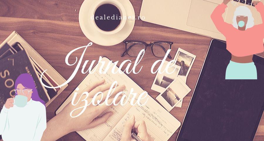 jurnal de izolare