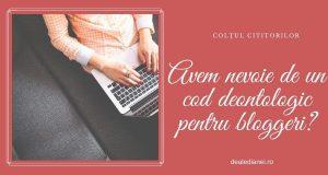cod deontologic pentru bloggeri