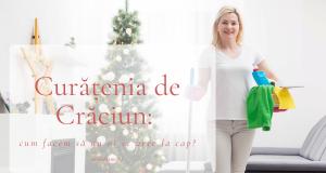 curățenia de crăciun