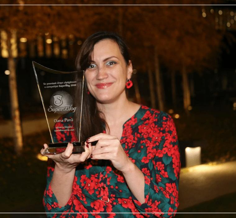 Oana Pană: HR extraordinaire și SuperBlogger dedicat